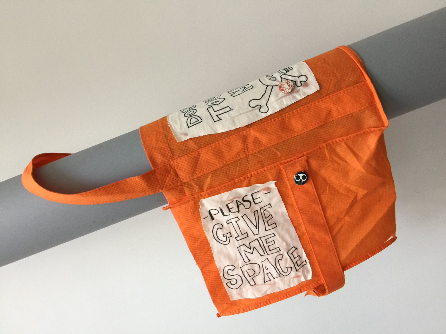 DIY Give Me Space Vest